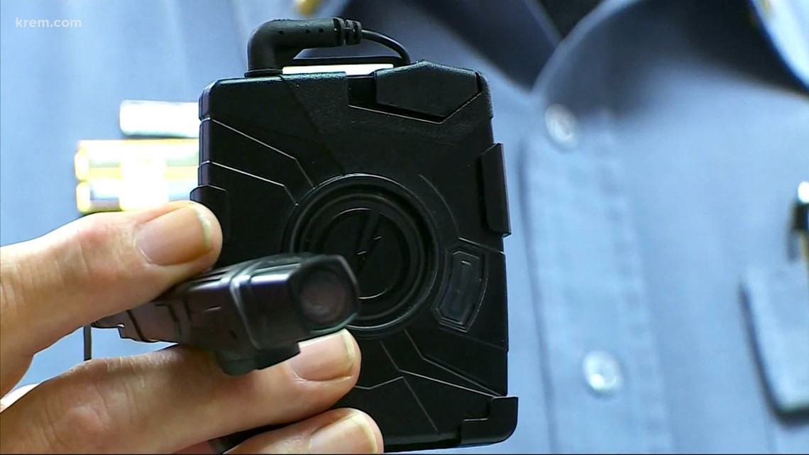 'Transparency is something that we're all looking for': Spokane County, Spokane Valley elect to purchase body cameras for deputies
