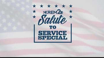 KREM's Salute to Service, 1 of 4