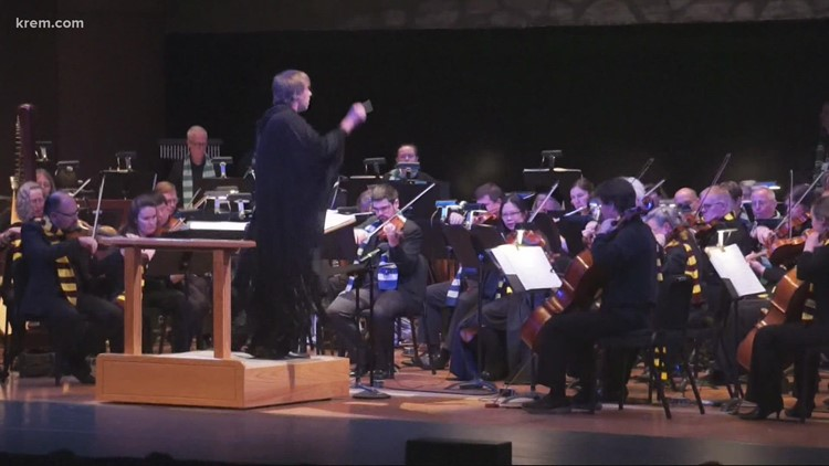 Spokane Symphony offering free Labor Day concerts