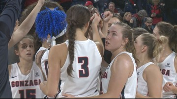 GU WBB likely to lose home court advantage in NCAA tournament