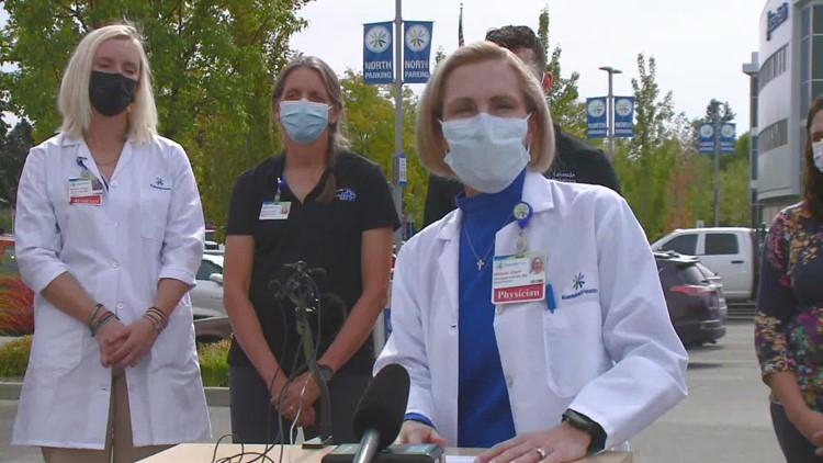 Kootenai Health pediatrics doctor calls for COVID-19 safety measures in schools