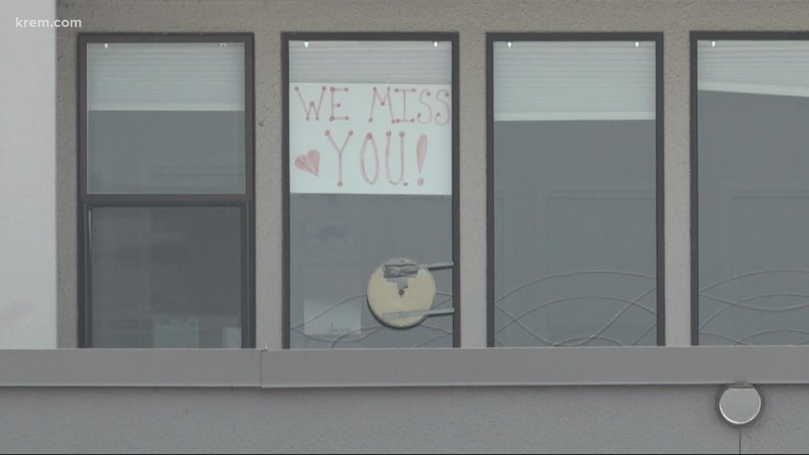 One Spokane Veterans Home resident dead, 9 hospitalized amid COVID-19 outbreak