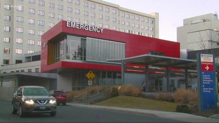 'We still feel like we're in crisis': Spokane hospitals struggling with record number of patients