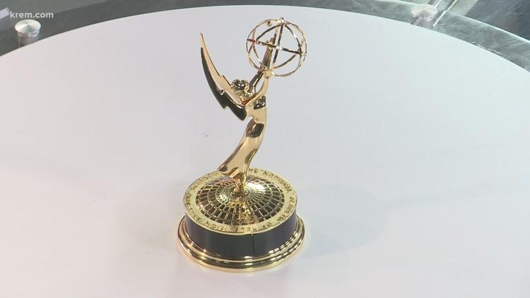 Tom's Turkey Drive 2020 at KREM 2 earns regional Emmy recognition