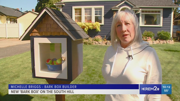 New 'Bark Box' caters to our four-legged friends in the South Hill