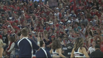 Commentary: Does Gonzaga have a student section attendance problem?