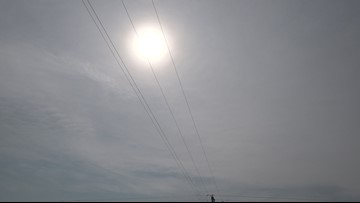 Spokane Tuesday weather: Heat continues before 70s return tomorrow