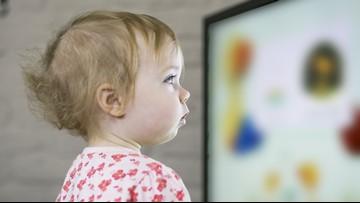 Spokane winter brings toddler TV overload