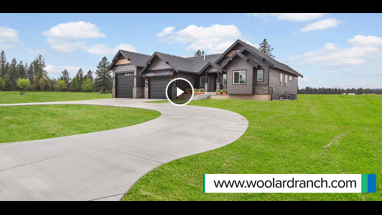 Woolard Ranch: Build the Home of your dreams