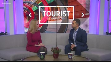 Tourist in your Town 12/14-12/16