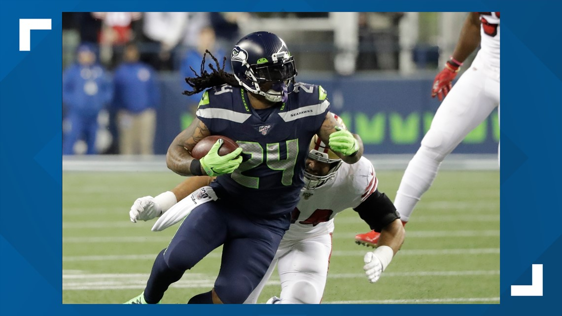 The top moments from the Seattle Seahawks' 2019-2020 season