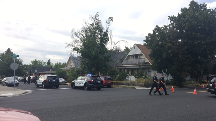 One man wounded in North Central Spokane shooting