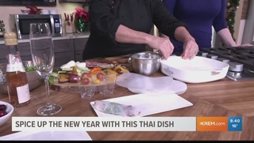 Unique holiday side dishes with Chef Lesa Lebeau