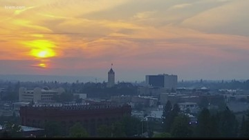 Wildfire smoke season is here in Spokane: What you need to know