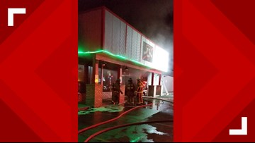 Fire that damaged Pullman arcade and laser tag business investigated as arson