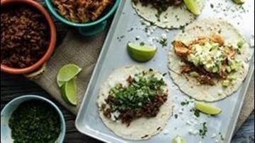Tom's BBQ forecast: Street tacos