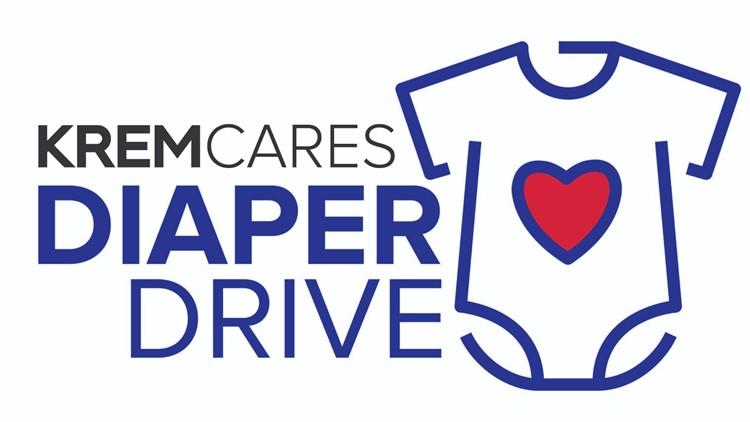 KREM Cares Diaper Drive 2021