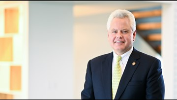 UI grad and Moscow native replaces Chuck Staben as school's president