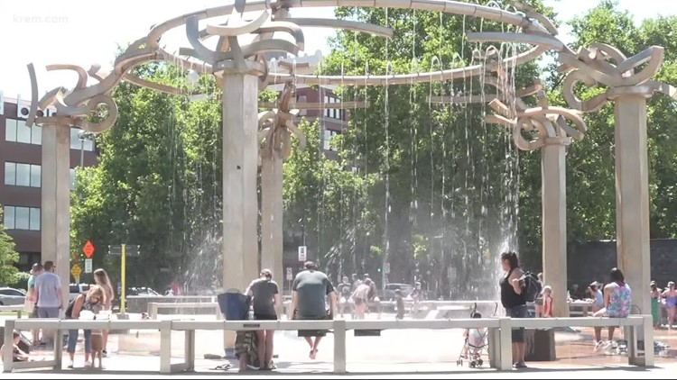As city leaders debate heat response, Spokane Quaranteam launches water program