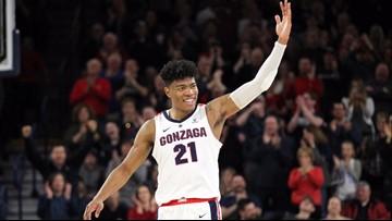 Gonzaga forward Rui Hachimura leaving team to pursue NBA dreams