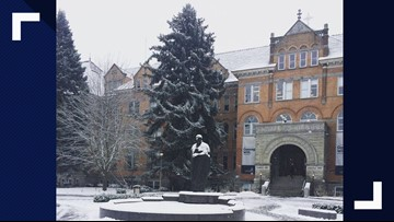 Gonzaga gets snow day after thousands of students sign petition