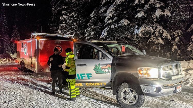 Snowmobiler killed in Tiger Peak avalanche in Shoshone County