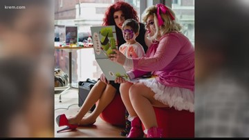Outrage over 'Drag Queen Story Hour' prompts community discussion at Spokane library