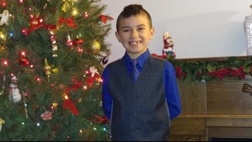 Family donates Omak boy's organs after icy water death: 'He's gonna be with us forever'