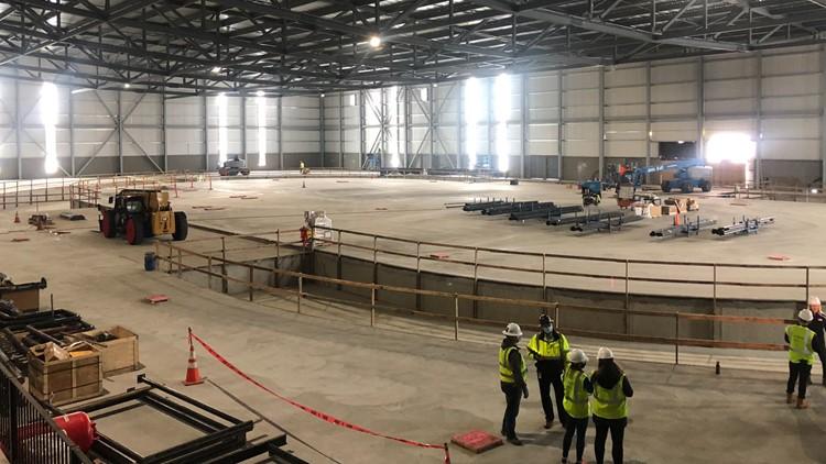 Spokane's The Podium celebrates landing 2022 USA Indoor Track and Field championships
