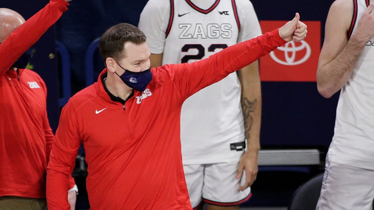'It's well-deserved': Former Zags Dickau, Santangelo excited for new Arizona head coach Tommy Lloyd