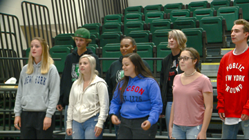 'I want to rock it on that stage': East Valley HS students get to sing with Foreigner