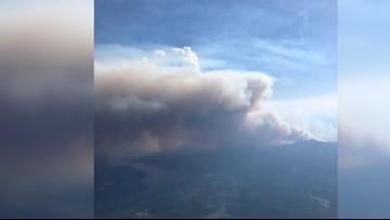NASA using planes to study Spokane area wildfire smoke