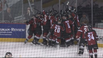 Chiefs surrender 2-0 lead, lose 4-3 to Vancouver in OT