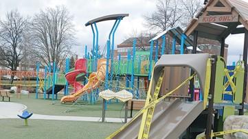 Idaho coronavirus updates: Coeur d'Alene playgrounds temporarily closed