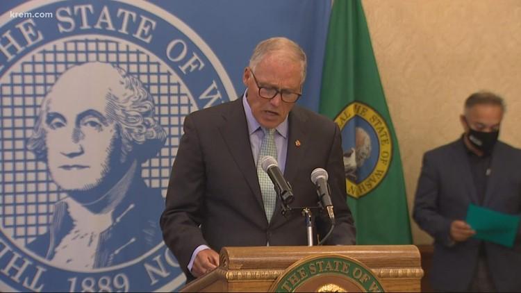 Gov. Inslee asks for federal medical personnel to support Washington hospitals