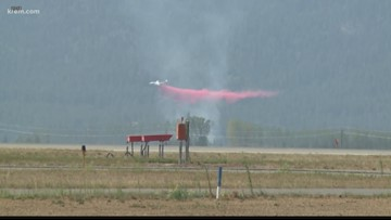 North Idaho tankers using less retardant than years past