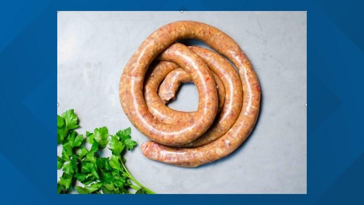 Tom's BBQ Forecast: Italian Sausage Sandwich