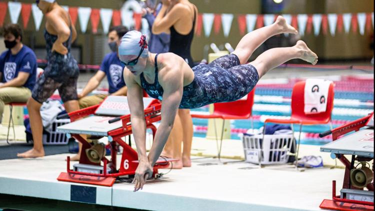 'It's a lot of happy emotions': WSU's Chloe Larson selected for NCAA Championships
