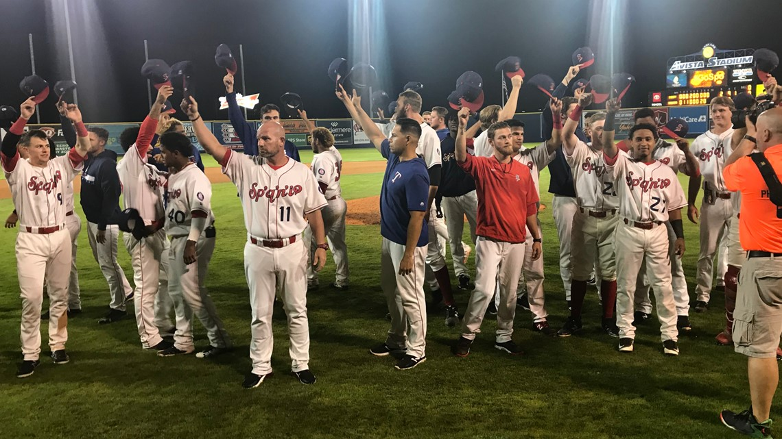 'Today is a sad day': Spokane Indians won't play this summer after Minor League Baseball cancels season