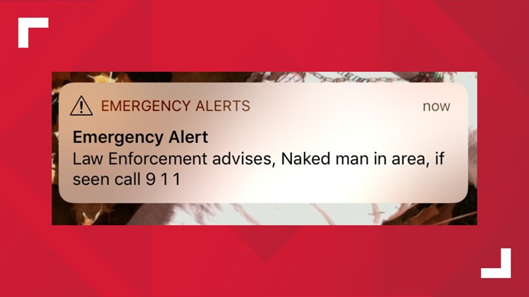 Naked man sighting in N. Spokane prompts law enforcement to alert neighbors