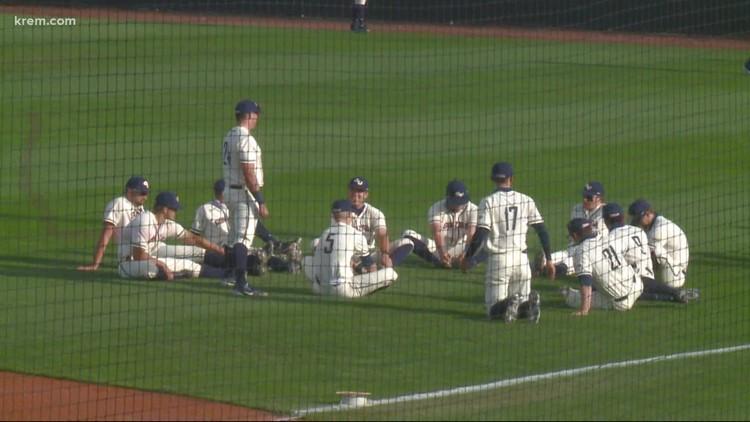 Gonzaga baseball begins run in NCAA championship