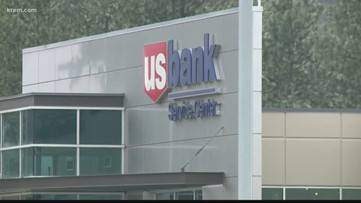U.S. Bank employees in Coeur d'Alene awaiting COVID-19 test results