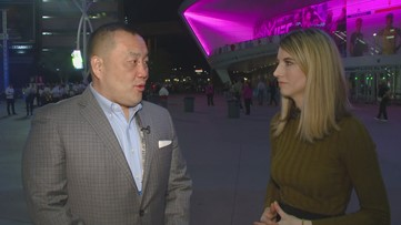 WSU AD Pat Chun talks about Pac-12 Tournament limiting fans