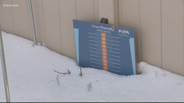 When will the snow melt? Enter the KREM Snow Melt Challenge 2019