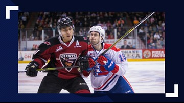 Chiefs Blog: Spokane's title hopes end as Vancouver knocks Chiefs out of the playoffs