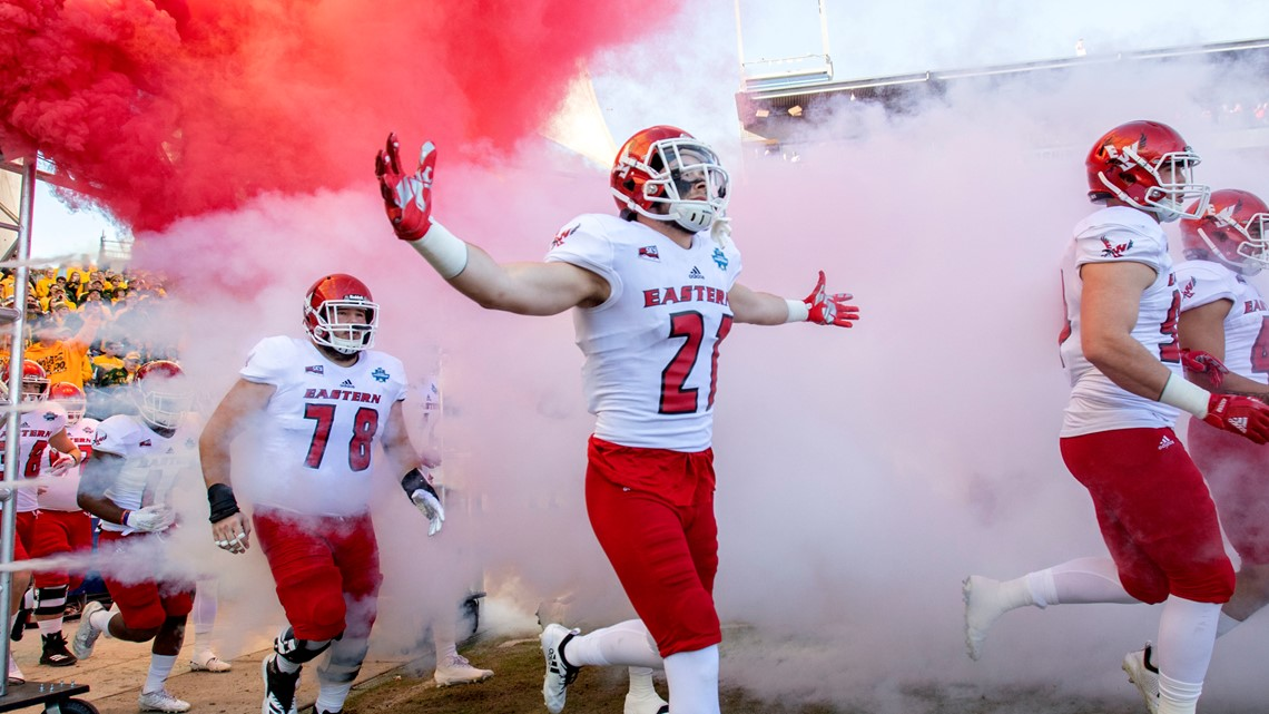 'We're not looking at that': EWU AD Hickey says football will not play non-conference games this fall