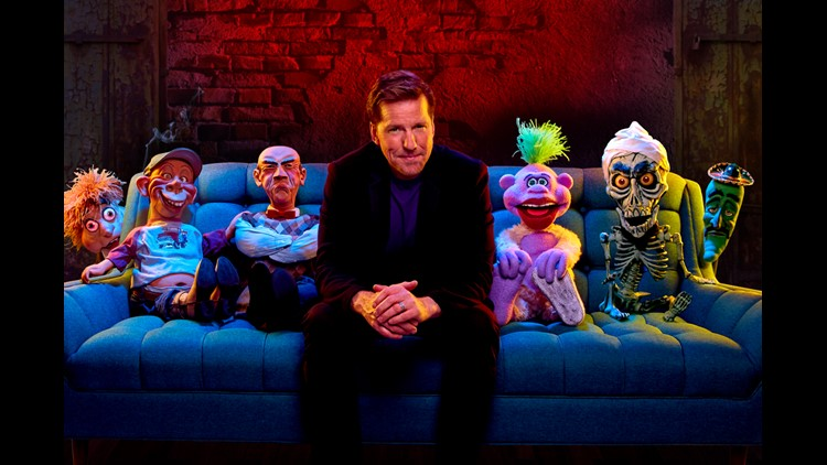 Enter to Win Tickets to See Jeff Dunham Live!