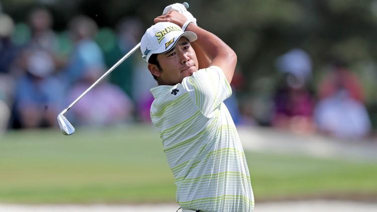 Matsuyama first man from Japan to win golf major
