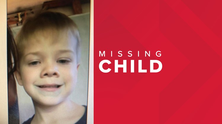 Idaho State Police searching for missing, endangered 5-year-old boy