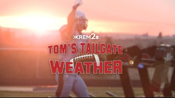 Tom's Tailgate will visit the Grangeville at St. Maries game on Oct. 11